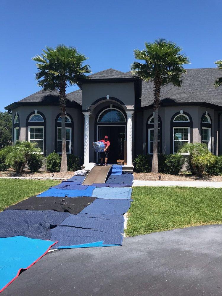 Dependable Moving: 125 N Ingraham Ave, Lakeland, FL