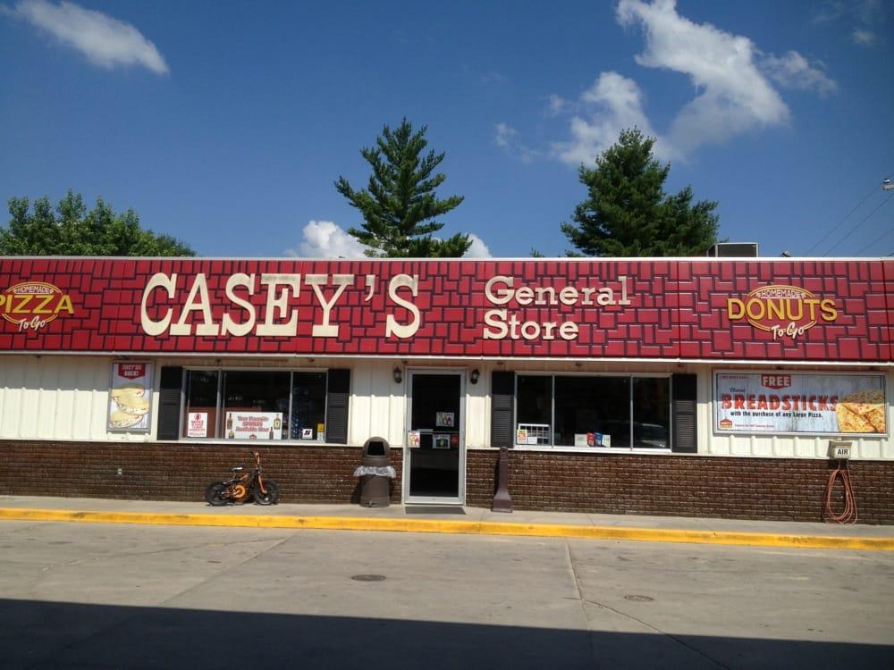 Casey's General Store: 502 Market St, Delmar, IA