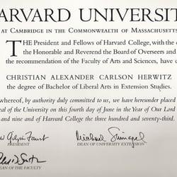 Harvard Arts