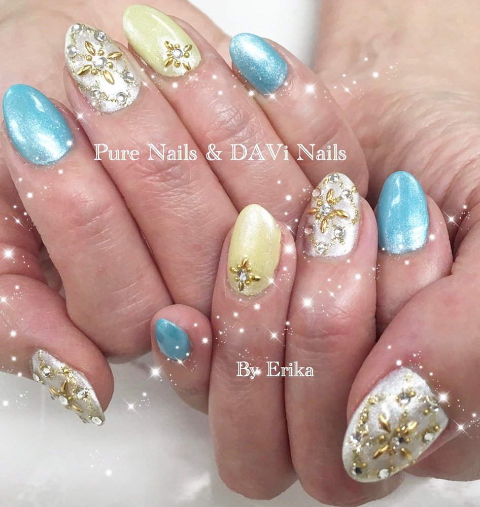 Pure Nails & Beauty ーピュアネイルズ&ビューティー - 455 Photos & 194 ...