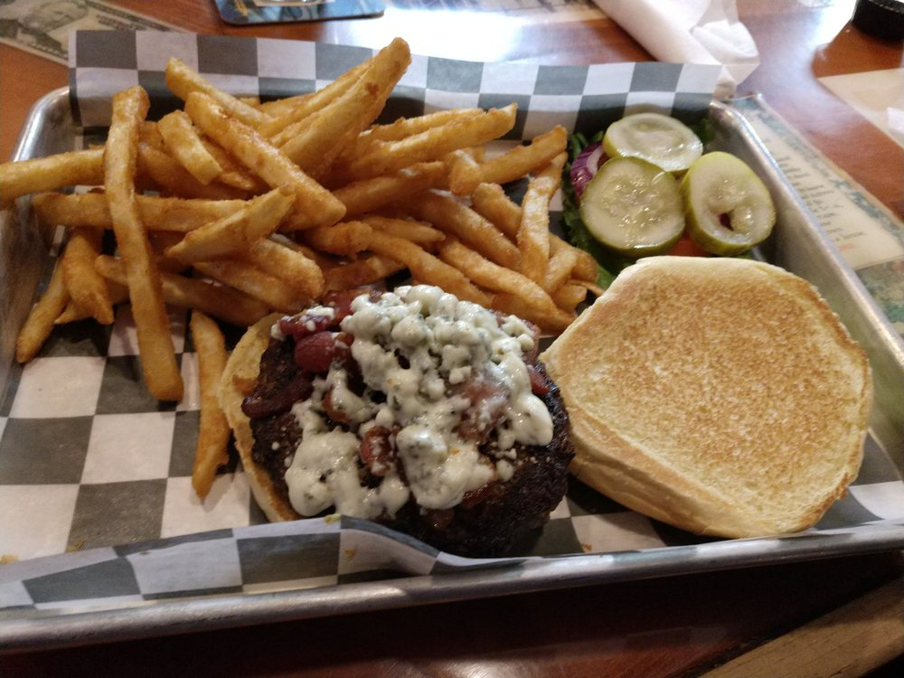 The Twisted Tail Steakhouse & Saloon: 2849 335th St, Logan, IA