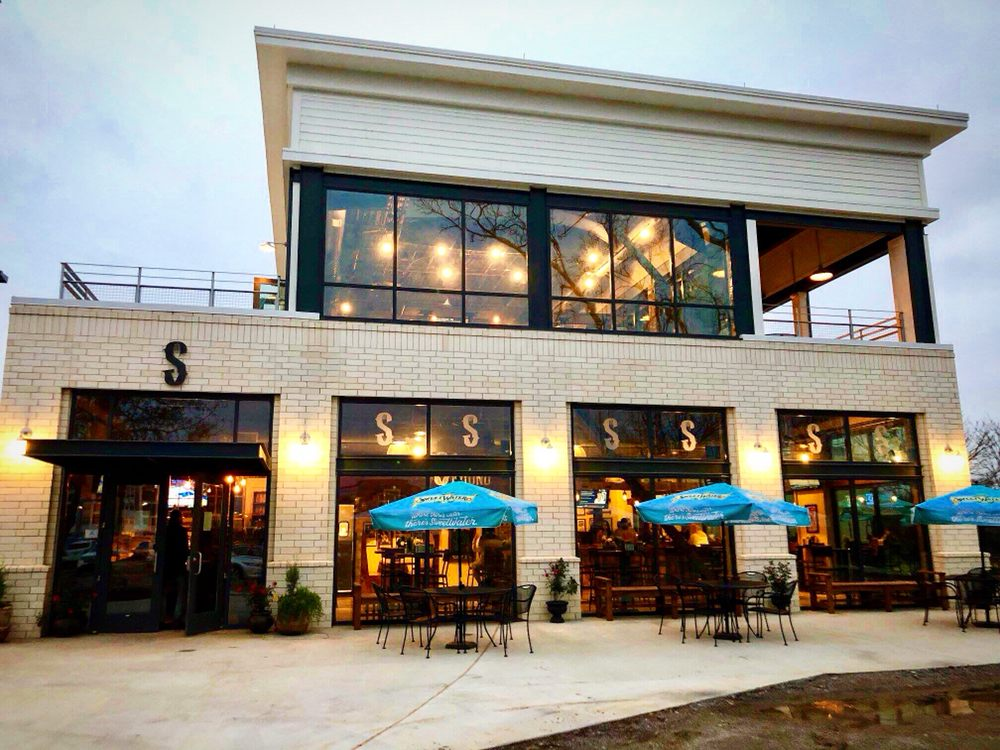 Southbound Smokehouse ll at SRP Park: 1009 Center St, North Augusta, SC
