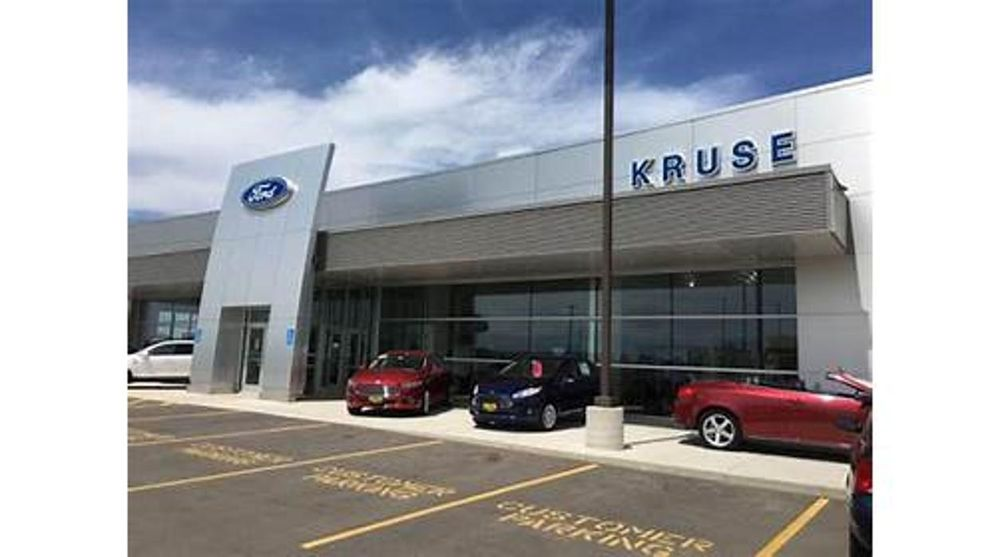 Kruse Ford Lincoln: 1651 E College Dr, Marshall, MN