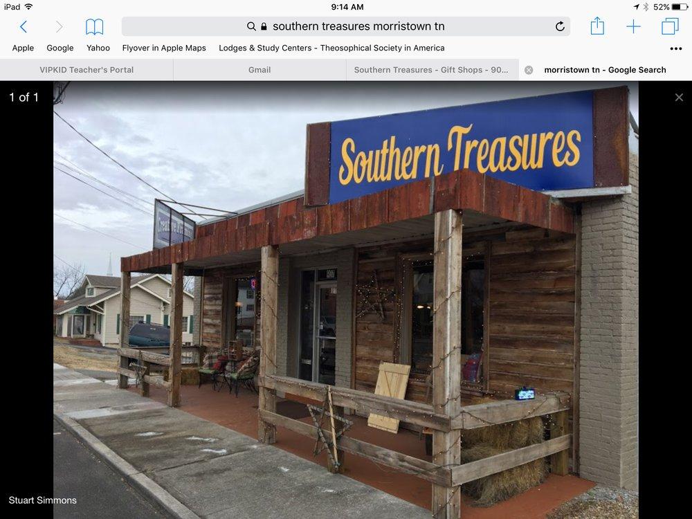 Southern Treasures: 907 W 1st N St, Morristown, TN