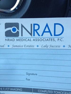 NRAD Medical Associates 230 Hilton Ave Ste 117 Hempstead, NY