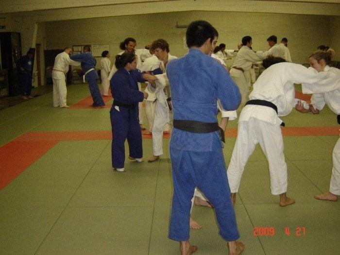 San Francisco Judo Institute: 141 11th St, San Francisco, CA