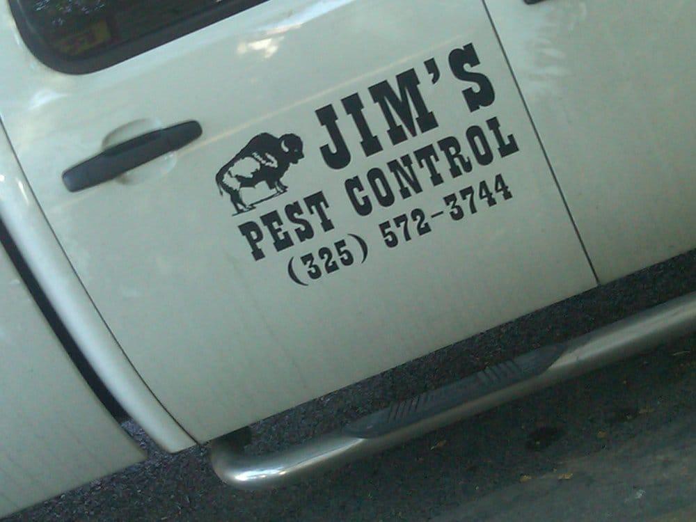 Jim's Pest Control: 1810 Fm 89, Buffalo Gap, TX
