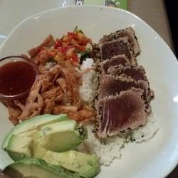 Bonefish Grill Copycat Recipes: Spicy Tuna Bowl