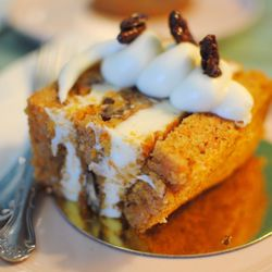 Photo Of Bribery Bakery Austin Tx United States Carrot Cake