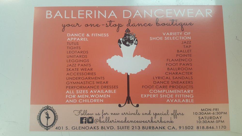 Ballerina Dancewear