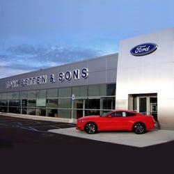 Tony Betten Sons Ford Body Shops 3839 Plainfield Ave Ne Grand