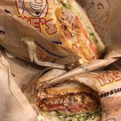 1 Ike S Love Sandwiches