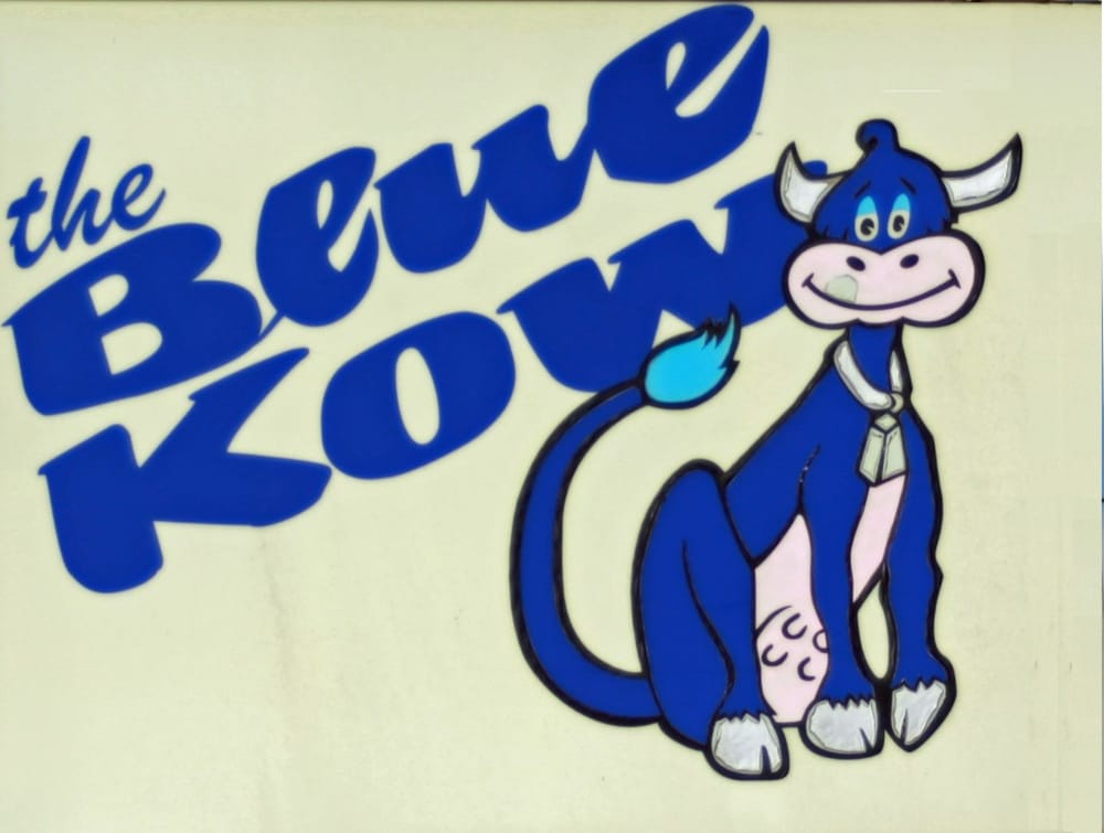 Blue Kow: Susquehanna Ave, Curwensville, PA