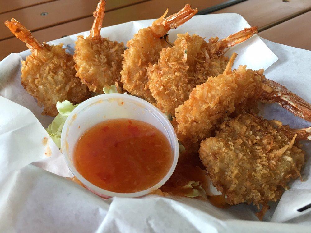 Coconut S Fish Cafe Kihei Hi