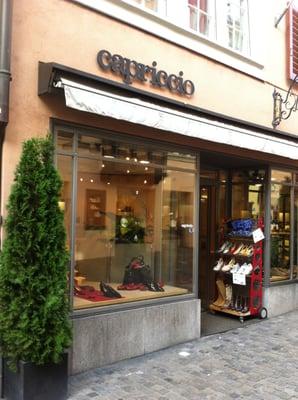 Capriccio Schuhe Fashion Augustinergasse 40 Kreis 1 Zurich
