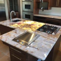 Photo Of Prestige Granite   Albuquerque, NM, United States. Underlit 3cm  Lumix Countertop