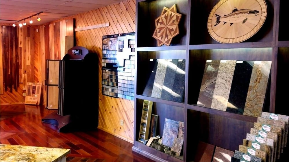 Woodstock Flooring & Design Center: 360 US Hwy 45, Birnamwood, WI