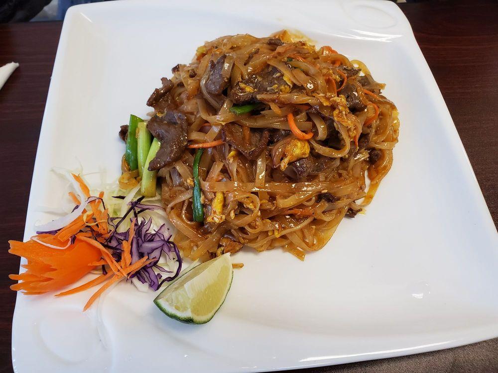 Khao Niao Thai-Lao Restaurant: 15505 Ruggles St, Omaha, NE