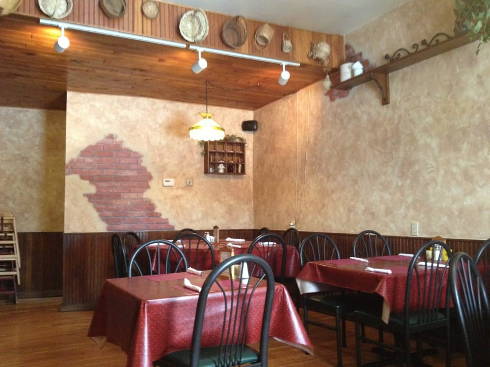 Restaurants Near Waterford Pa