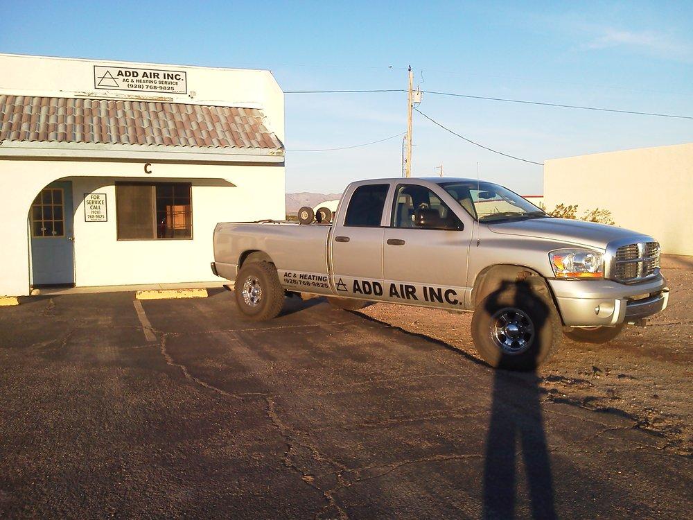 ADD Air: 129229 S Oatman Rd, Topock, AZ