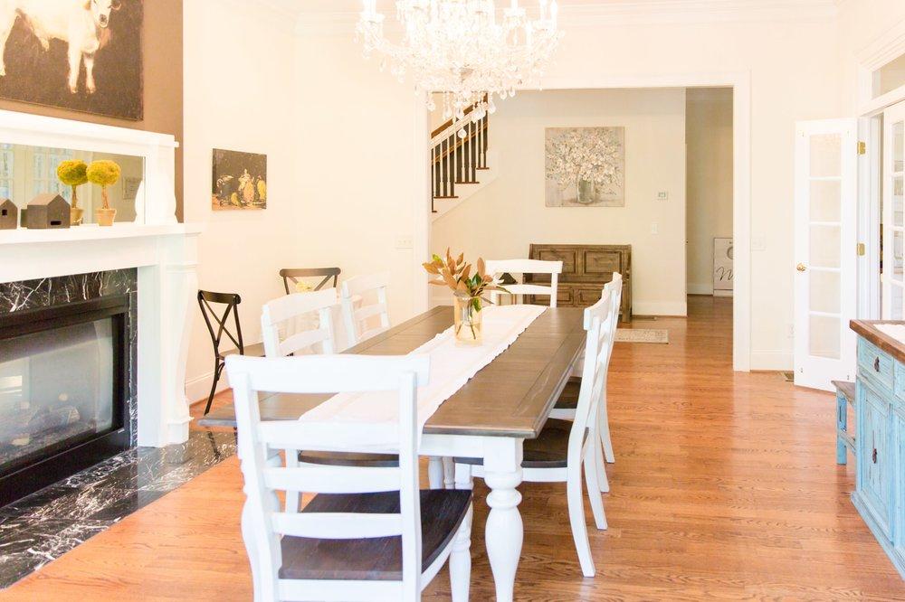 The Ava House: 6210 Dahlonega Hwy, Clermont, GA