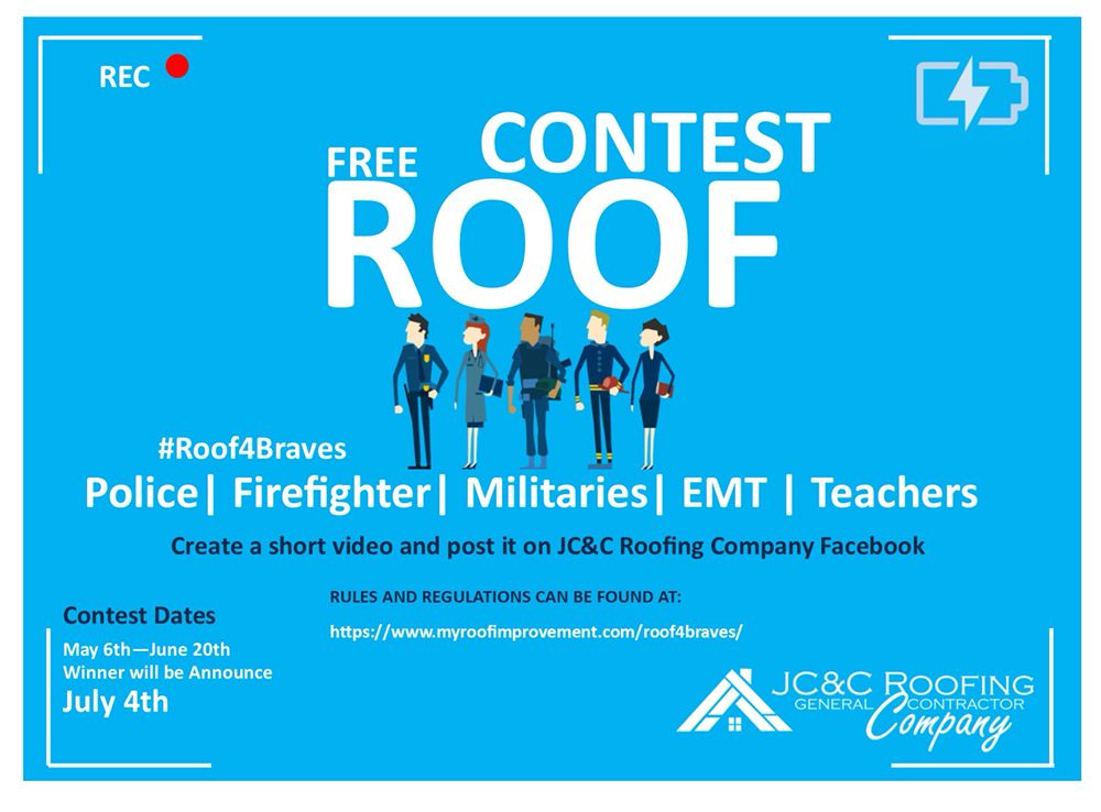 Free roof contest