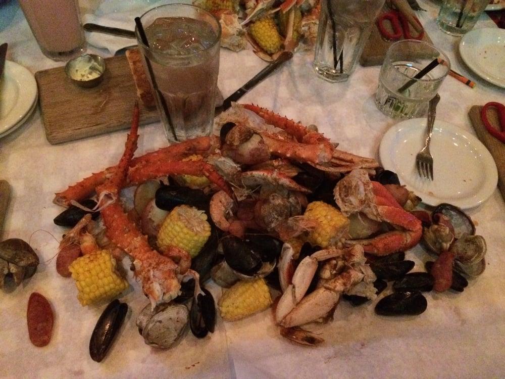 Crab Pot Restaurant La Quinta Ca