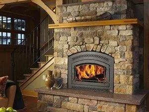 Texas Fireside: Conroe, TX