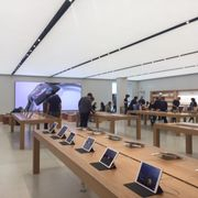 new location just photo of apple store indianapolis in united states