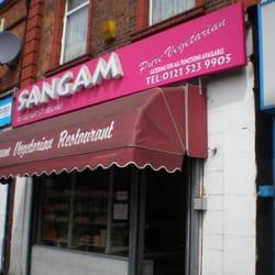 Photo Of Sangam Vegetarian Restaurant Birmingham West Midlands United Kingdom