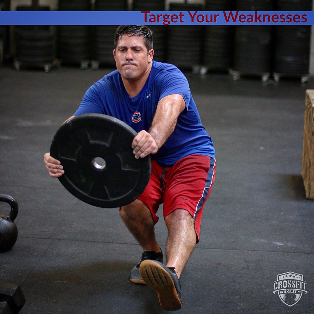 CrossFit Reality