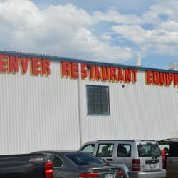 Restaurant Supply Companies Denver