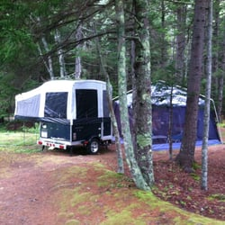 Sherwood Forest Camping >> Sherwood Forest Campsite Campgrounds 32 Pemaquid Trl New Harbor