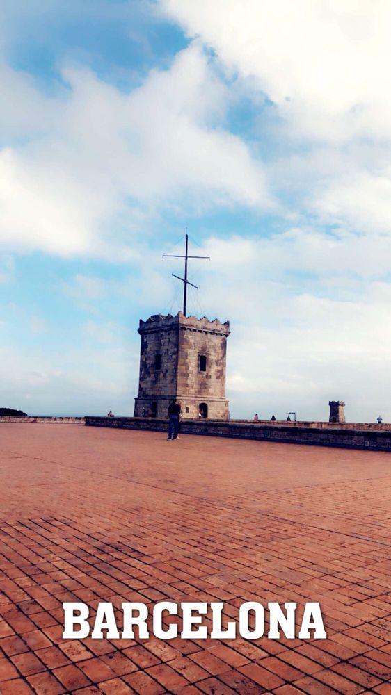 Castillo de Montjuïc