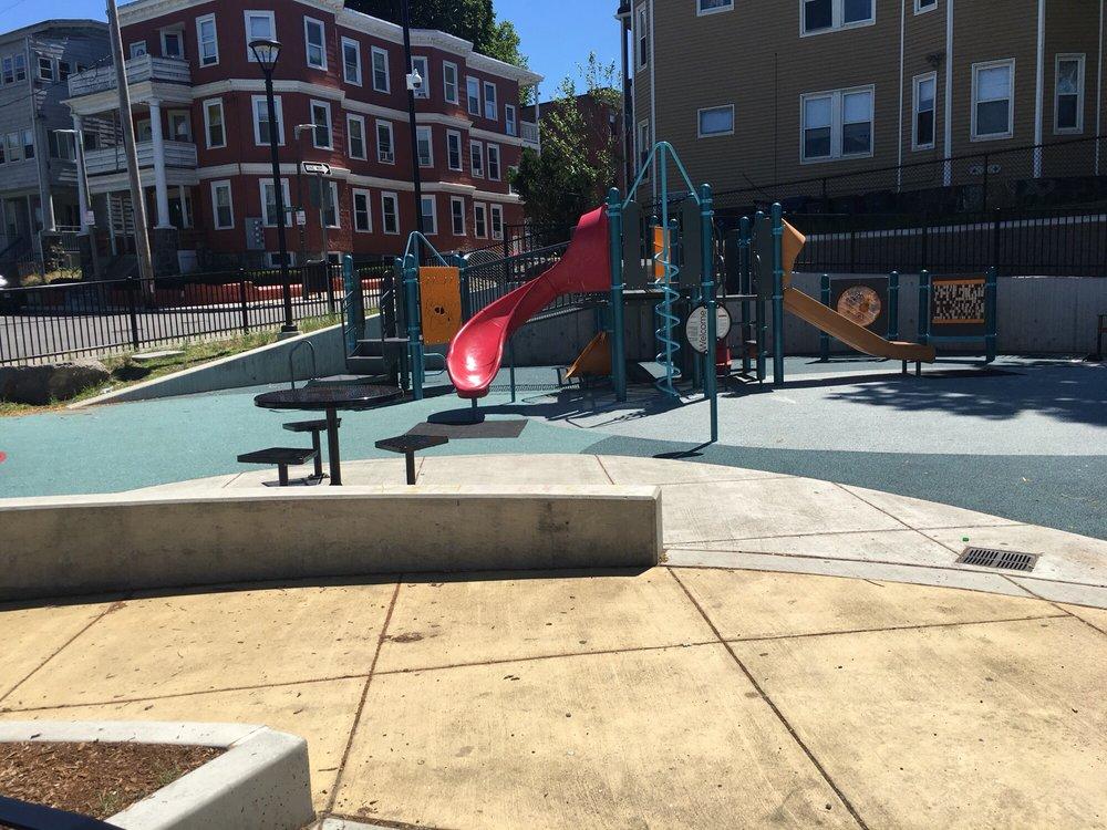 Children's Park: 81 Intervale St, Boston, MA
