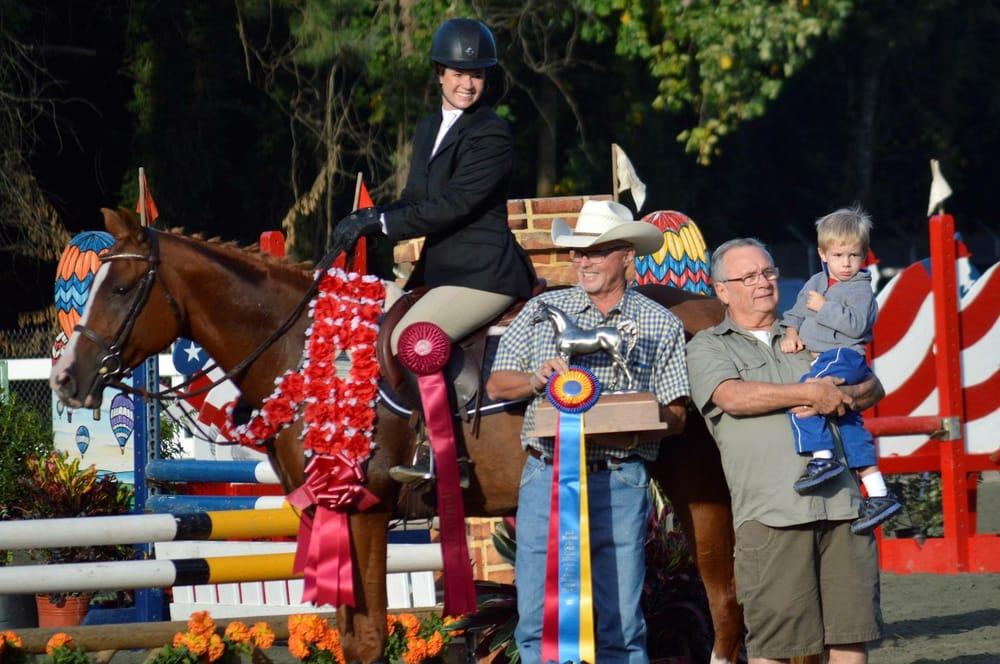 Crooked Creek Farm Equestrian Training: 14400 Providence Rd, Milton, GA