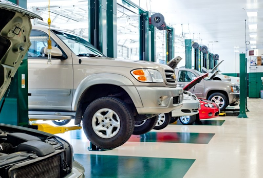 Christian Brothers Automotive West Chester: 8127 Highland Pointe Dr, West Chester Township, OH