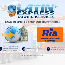 Latin Express Courier Service - Couriers & Delivery Services
