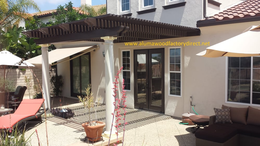 Patio Covers Orange County, Vinyl Patio Cover Alternative, Equinox Louvered  Roof System, Opening Roof System Patio Cover.   Yelp