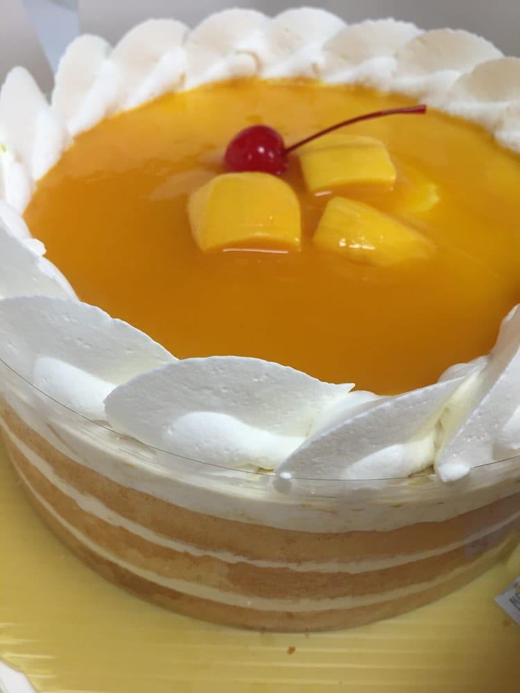 Mango Supreme Cake Red Ribbon Price