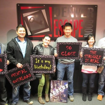 Photo Of Denver Escape Room Northglenn Co United States Technically We Finished