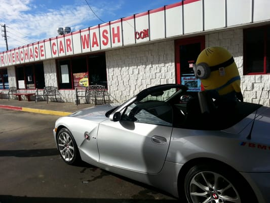 Riverchase car wash 3641 lorna rd hoover al car washes mapquest solutioingenieria Image collections