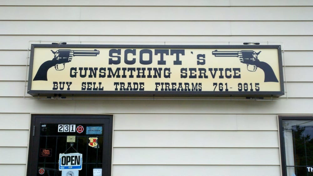 Scott's Gunsmithing: 231 Thelma Ave, Glen Burnie, MD