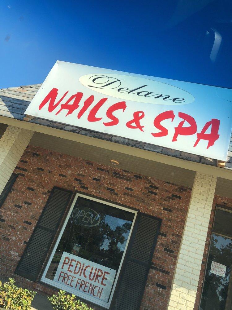 Delane Nails & Spa: 2020 Johnston St, Lafayette, LA