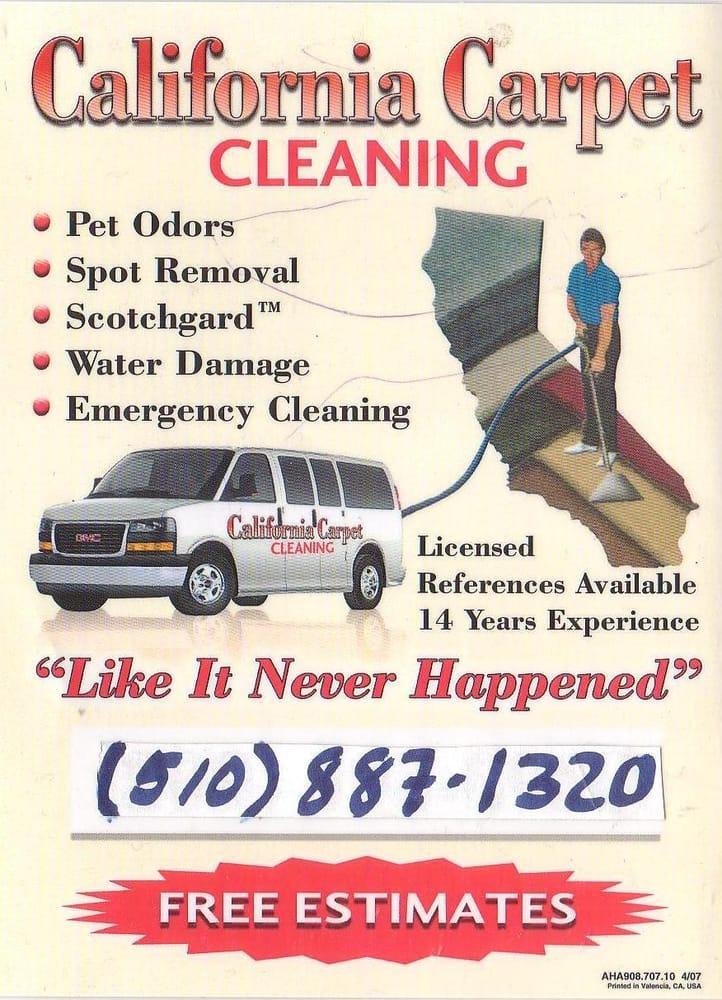 California Carpet Cleaning: 1467 170th Ave, Hayward, CA