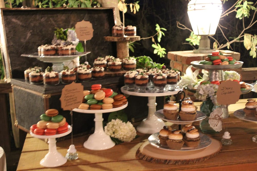 Photo Of The Cupcake Garden