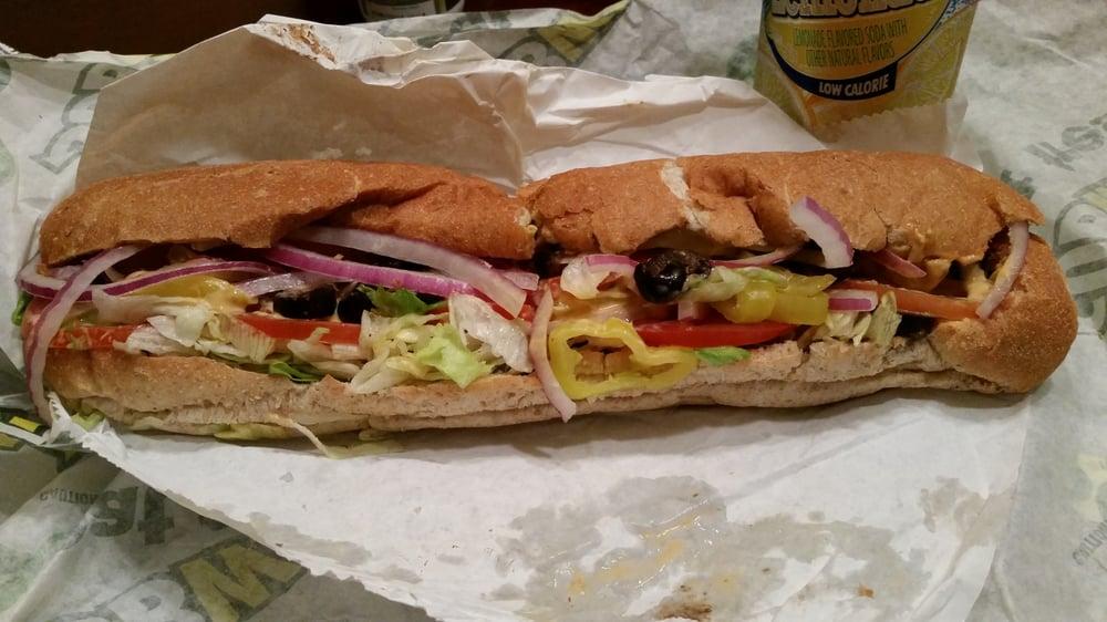 Subway Restaurants La Mirada Ca