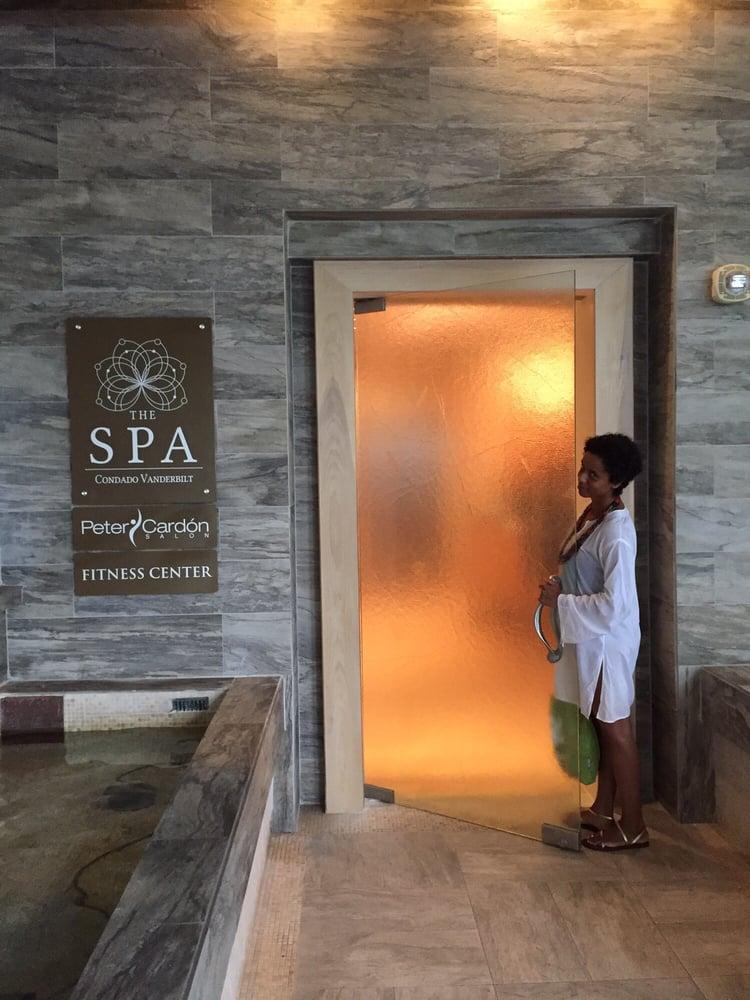 The Spa at Condado Vanderbilt: Avenida Doctor Ashford 1055, San Juan, PR