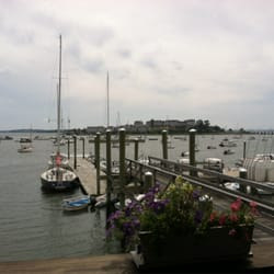 Photo Of Hull Yacht Club Ma United States The View From