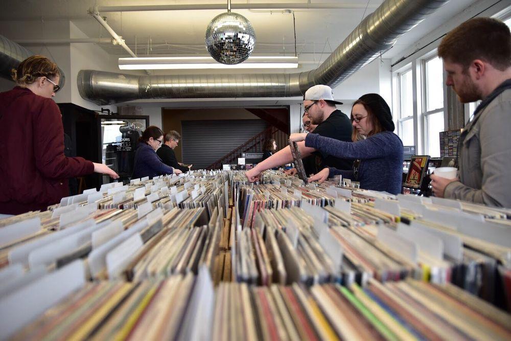 Music Record Shop